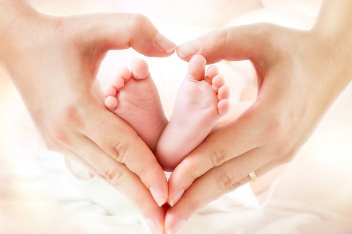 תמיכה והגנה לתינוק