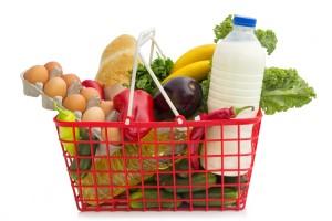 סיוע בסלי מזון